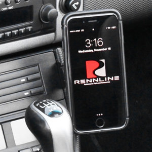 Rennline Phone Mounts for Porsche