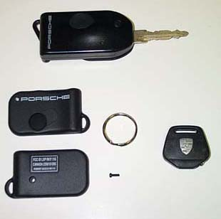 Porsche 993 Switchblade Remote Conversion 911 Carrera