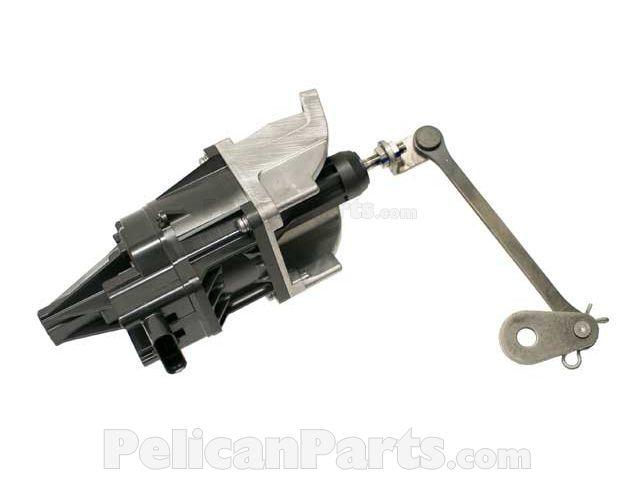 Turbocharger Wastegate (Electronic Drive Motor)