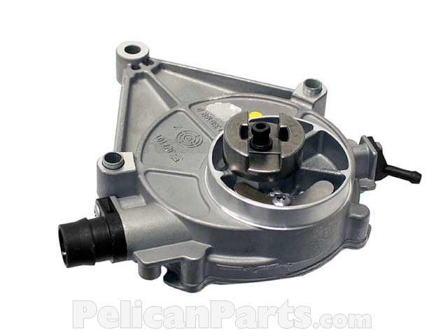 Vacuum Pump For Brake Booster 11667640279 Vaico Bmw 11 66 7 640 279 Pelican Parts