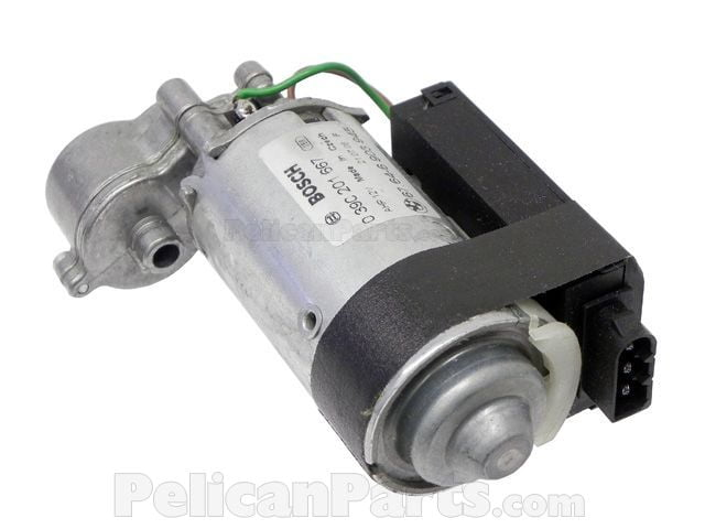 Adjustment Motor For Electric Steering Column 67646903945 Genuine Bmw 67 64 6 903 945 Pelican Parts