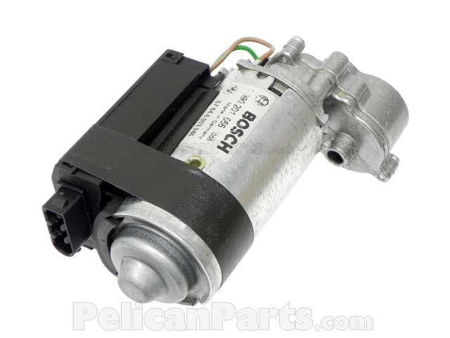 Adjustment Motor For Electric Steering Column 67646903946 Genuine Bmw 67 64 6 903 946 Pelican Parts
