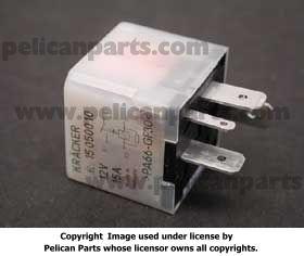 Porsche Fuel Pump Relay 99661510100 996 615 101 00