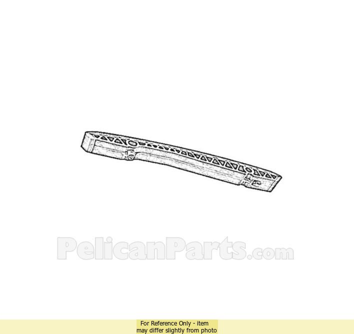 Porsche 996 Engine Timing Chain: Timing Chain Rail 99610516770