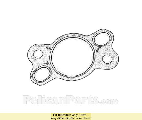 Porsche 996 Engine Timing Chain: Timing Chain Tensioner Gasket 99610517270
