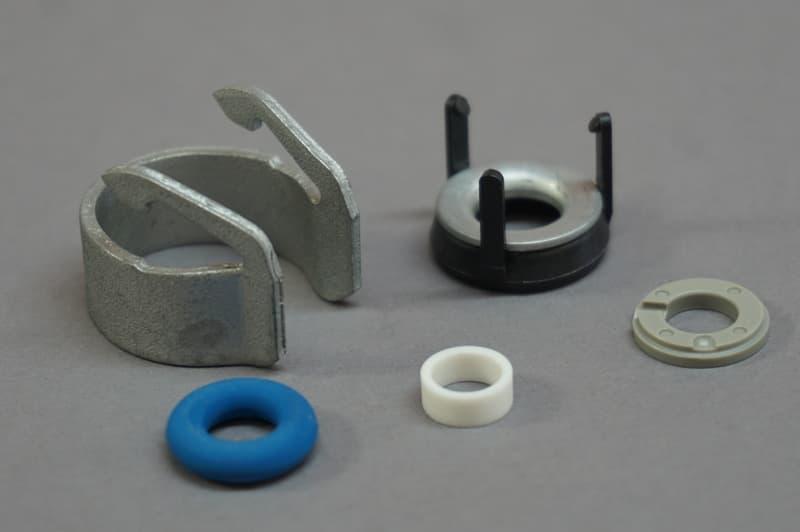 Fuel Injector Seal Kit 06J998907D - Genuine VW/Audi - 06J-998-907-D | Pelican Parts