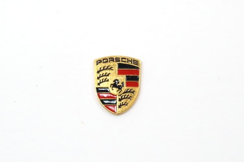 Porsche Emblem For Key and Remote Control 99663744300 996 637 443 00