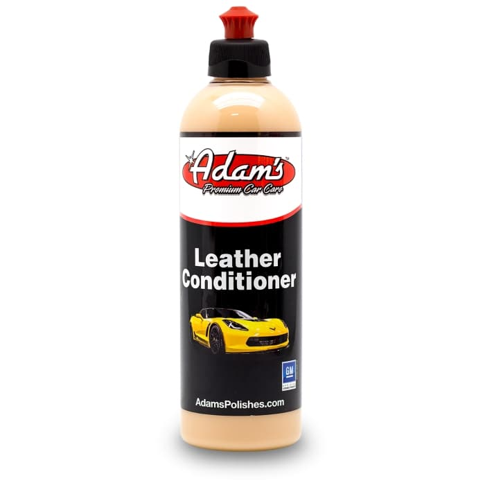 Gm Leather Conditioner 16oz Pelicanparts Com