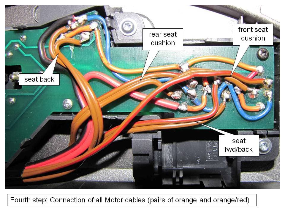 pelican technical article installing 997 seats into a 986 boxster rh pelicanparts com Basic Electrical Wiring Diagrams Basic Electrical Schematic Diagrams